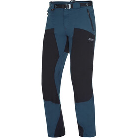 Directalpine Mountainer 5.0 Pantalones Hombre, greyblue-black